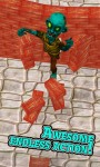Run Zombie Run 3D screenshot 2/2