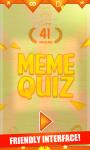 Meme Quiz Amagine screenshot 4/4