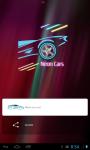 Neon cars-- screenshot 1/5