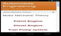 Automobile Theory screenshot 1/6