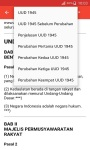 Produk Hukum Indonesia / Indonesian Law Product screenshot 4/6
