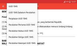 Produk Hukum Indonesia / Indonesian Law Product screenshot 6/6