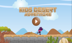 Kids Desert Adventure screenshot 1/6