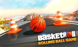 BasketRoll 3D: Rolling Ball screenshot 1/6