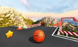 BasketRoll 3D: Rolling Ball screenshot 2/6