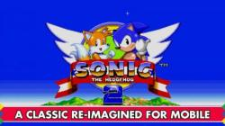 Sonic The Hedgehog 2 X screenshot 1/6