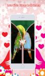 Love Birds Zipper Lock Screen screenshot 5/6