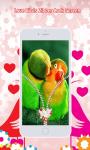 Love Birds Zipper Lock Screen screenshot 6/6