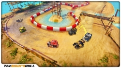 Mini Motor Racing optional screenshot 3/6