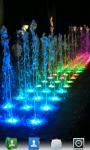 Fountains Live  Wallpaper screenshot 1/4