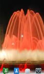 Fountains Live  Wallpaper screenshot 2/4