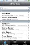 Address Book screenshot 1/1