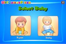 The Cute Baby Caring screenshot 1/3