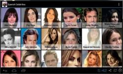 Spanish Celebrities screenshot 2/3