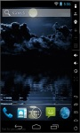 Mysterious Moonlight Live Wallpaper screenshot 2/2