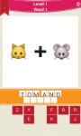 Emoji Cartoon Quiz screenshot 2/6
