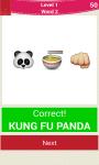 Emoji Cartoon Quiz screenshot 3/6
