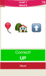 Emoji Cartoon Quiz screenshot 4/6