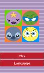 Emoji Cartoon Quiz screenshot 5/6