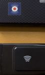 Galaxy S5 Blue LWP HD screenshot 1/4