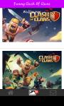 Funny Clash Of Clans Wallpaper screenshot 3/6