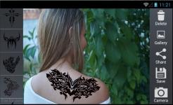Tattoo On Photo Camera screenshot 2/6