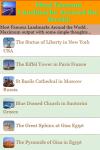 Most Famous Landmarks Around the World screenshot 2/3