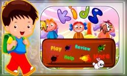ABC Kids English Spelling Game screenshot 1/6