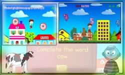 ABC Kids English Spelling Game screenshot 4/6