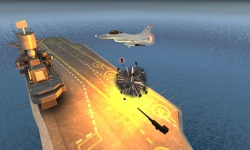 Air War Navy Jet battle screenshot 2/6