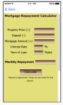 Mortgage Repayment Calculator - Work Out The Cost  screenshot 3/3