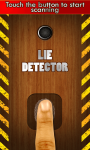 Lie detector prank game screenshot 1/4