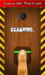 Lie detector prank game screenshot 2/4