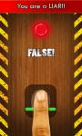 Lie detector prank game screenshot 3/4