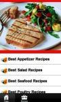 Healthy Eating Recipes and Tips screenshot 1/4