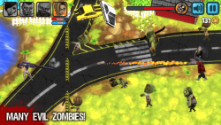 Zombie Defenders screenshot 3/6