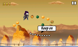 Go Flying Ninja Go screenshot 4/6