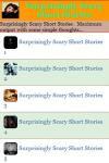 Surprisingly Scary Short Stories screenshot 2/3