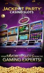 Jackpot Party Casino Slots screenshot 1/6