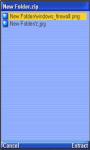 MicroZip v3 screenshot 3/6