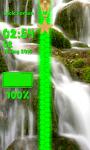 Waterfall Zipper Lock Screen Best screenshot 6/6