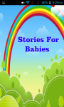 Stories For Babies ofline screenshot 1/6