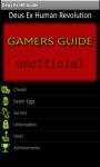 Deus Ex HR - Game Guide -FREE screenshot 1/4