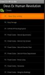 Deus Ex HR - Game Guide -FREE screenshot 3/4
