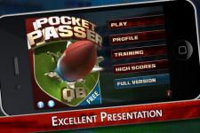 Pocket Passer QB FREE screenshot 2/5