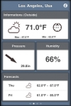 Digital Weather Station screenshot 1/1