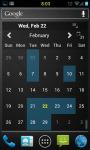 Agenda Widget Plus Gold screenshot 2/5