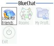 Bluetooth Chat screenshot 1/1