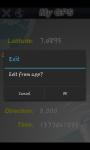My useful GPS screenshot 3/4