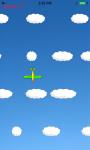 Airplanes vs White Clouds: Endless Flight screenshot 2/3